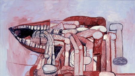 From the Archives: Philip Guston on