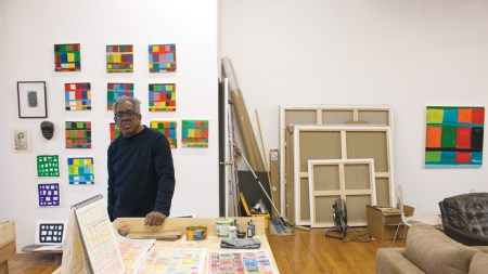 'The Color Makes the Structure': Stanley