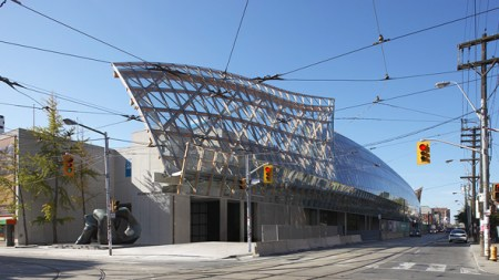 Art Gallery of Ontario Adds Four
