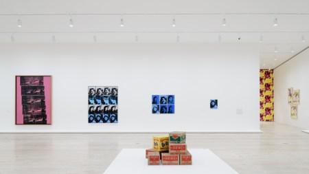 Andy Warhol Museo Jumex, Mexico City