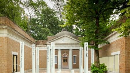 U.S. Pavilion 2018 Venice Architecture Biennale