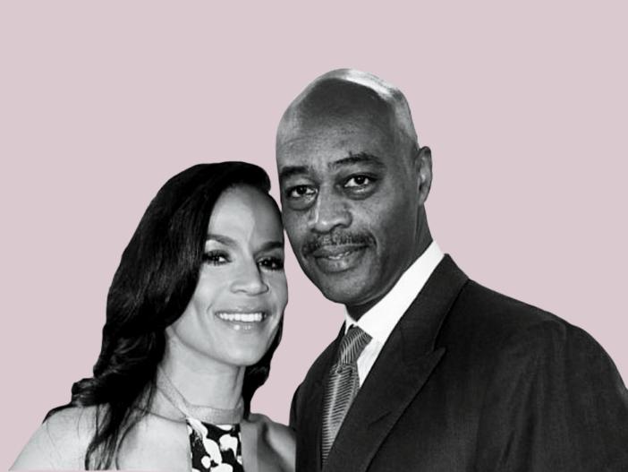Raymond J. McGuire e Crystal McCrary