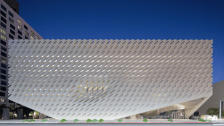 The Broad Adds Four Its Board