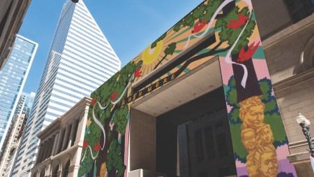 Kerry James Marshall Has Created Mural
