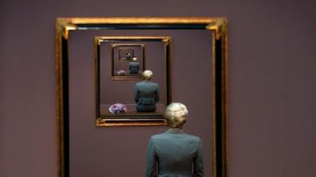'Vertigo' Painting Haunt Fine Arts Museums