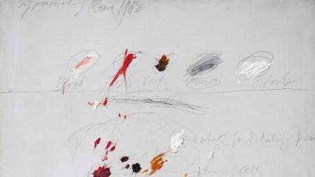 Sotheby's Pulls $66.5 M. Sleepy Contemporary
