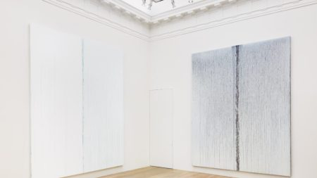 Pour Forth: Pat Steir on Her
