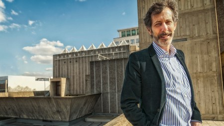 Ralph Rugoff Will Be the Curator