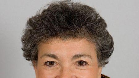 ArtTable Executive Director Ada Ciniglio Steps
