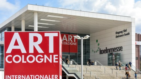 Here's the Exhibitor List Art Cologne