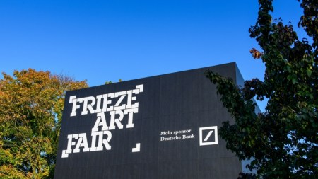 Here's the Exhibitor List Frieze New
