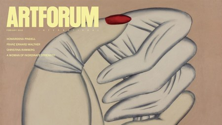 Artforum Responds Reports of Knight Landesman's