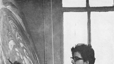 Sonia Gechtoff, Abstract Expressionist Painter, Dies