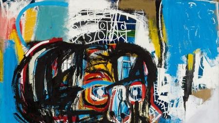 $110.5 M. Basquiat Masterpiece Will Travel