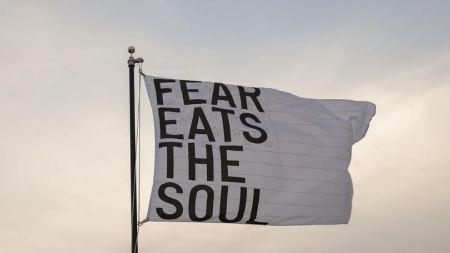 Fear Eats the Soul, Rirkrit Tiravanija