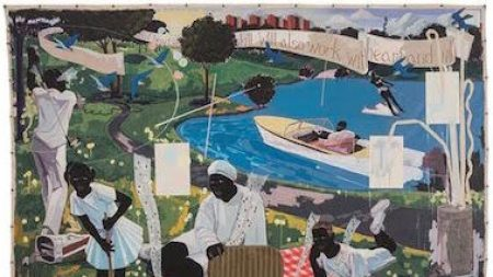 Kerry James Marshall Painting Could Set