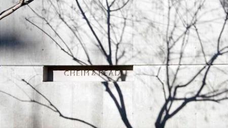 New York's Cheim & Read Close