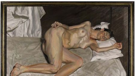 Lucian Freud Sells $29.8 M. Sotheby's,