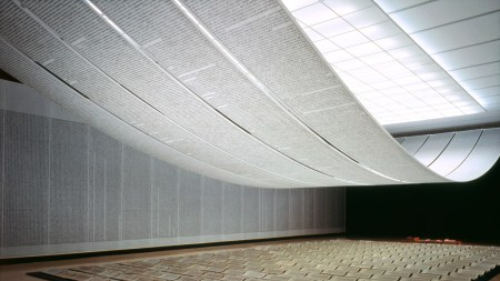 From the Archives: Xu Bing's Stunningly