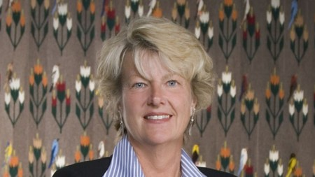 Nancy Blomberg, Denver Art Museum Chief