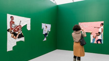 Frieze London's Focus Stand Prize Goes
