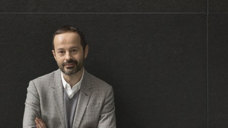 Quentin Bajac, MoMA Photography Curator, Leaves