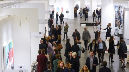 Here's the Exhibitor List Untitled Art,