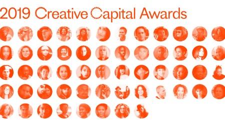 Creative Capital Names Winners of 2019