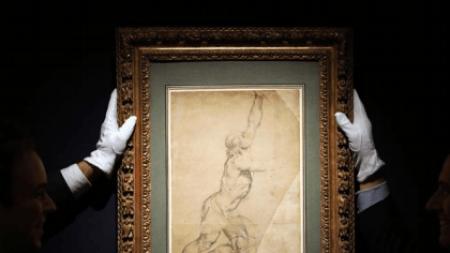 Peter Paul Rubens Drawing Sells Record-Setting