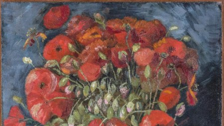 Wadsworth Atheneum's 'Vase with Poppies' Authenticated