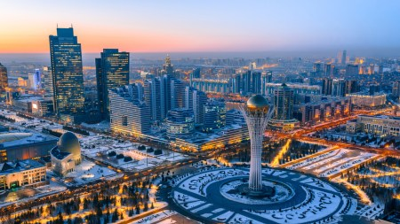 Kazakhstan's Venice Biennale Pavilion Canceled