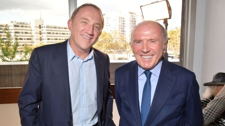 Collector François Pinault, Son Pledge $113