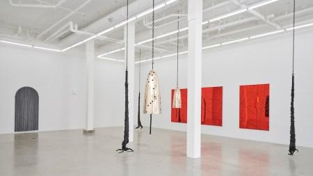 Davina Semo Jessica Silverman Gallery, San