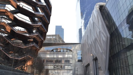 $500 M. Shed—New York's New, Flexible