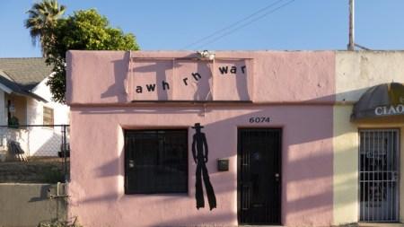 Los Angeles Gallery AWHRHWAR Close