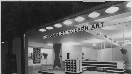From the Archives: MoMA Stages Bauhaus