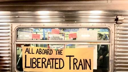 Activist Arrested En Route Whitney Museum