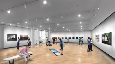 New MassArt Art Museum Open Boston