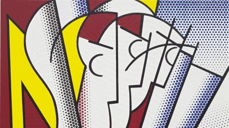 Roy Lichtenstein's The Conductor sold for