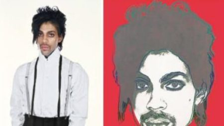 Andy Warhol's Prince Series Ruled Fair
