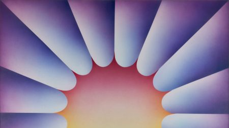 Judy Chicago, 'Through the Flower,' 1973.