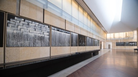 Painter Pat Steir Prepares Major Exhibition