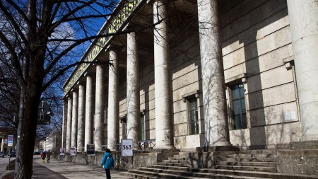 Haus der Kunst May Eliminate or