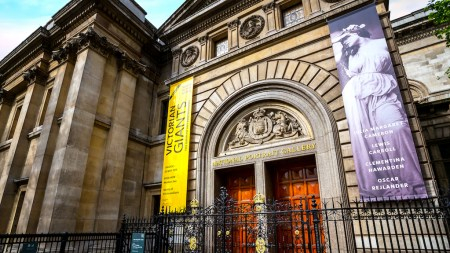 National Portrait Gallery: Artists Send Open