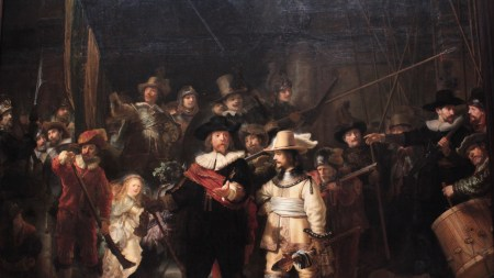 Rembrandt's The Night Watch to Undergo