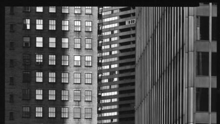 Barbara Crane, 'Chicago Loop,' 1977.