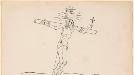 Inside the Nazis' 'Church' for Art: