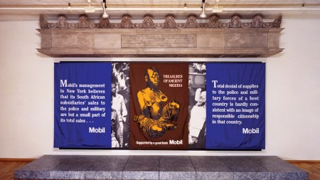 Hans Haacke's New Museum Retrospective Assesses