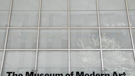 Museum of Modern Art Reopening Nears—and