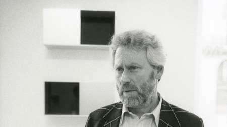 Donald Judd on the Sad State